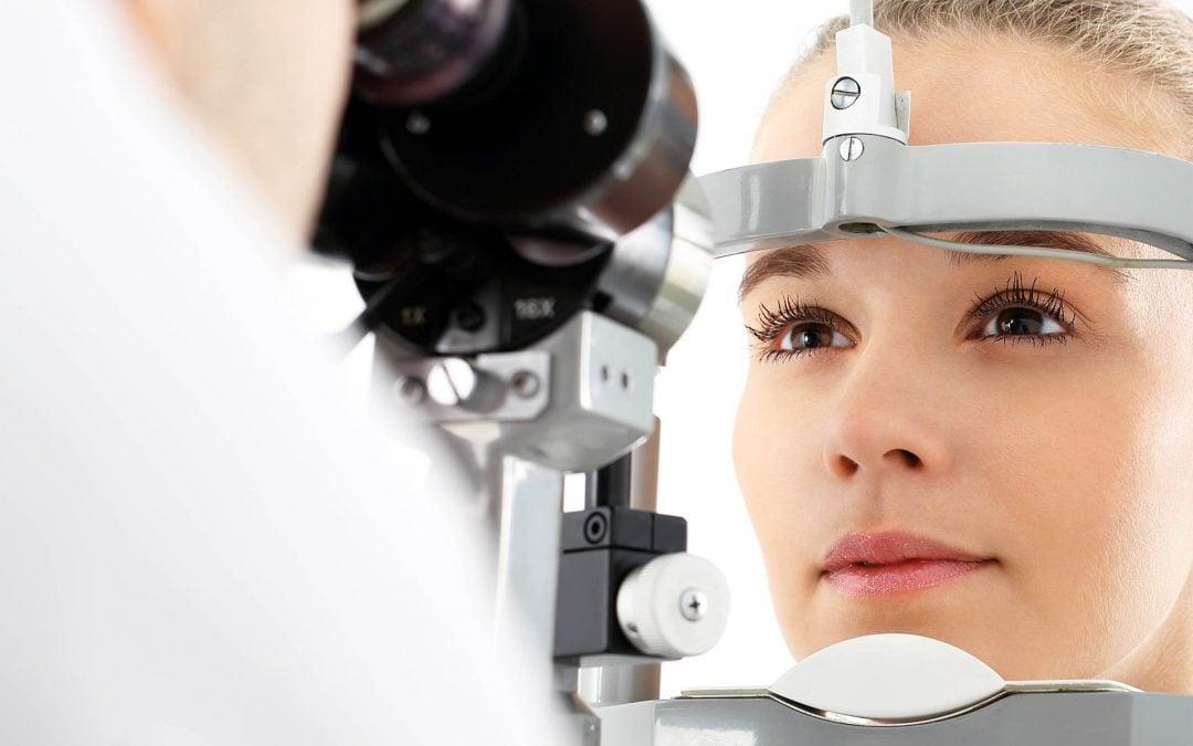De vanligste øyensykdommene
