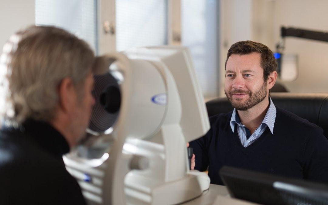Hvordan virker en øyelaserbehandling?